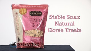 Stable Snax Natural Horse Treats Review