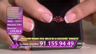 Joyas TV - Cynthia (26.4.2018)