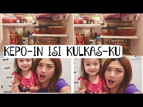 ISI KULKAS INDONESIAN MOMMY