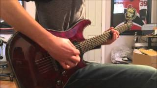 Children of Bodom - Not My Funeral Guitar Cover (Studio Quality)