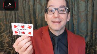 Free Custom Birthday Magic Trick Video!