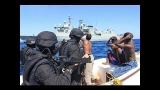 Americans And Russians Against Somali Pirates 2018 #3