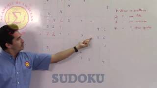 Resolución del SUDOKU 1