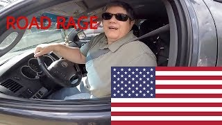 AMERICAN ROAD RAGE, CAR CRASH, INSTANT KARMA COMPILATION