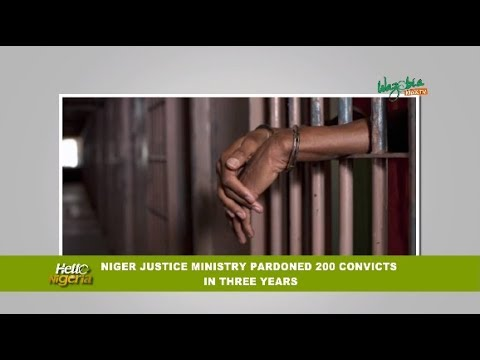 200 CONVICTS PARDONED BY NIGER STATE JUSTICE MINISTRY - HELLO NIGERIA