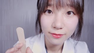 Tapping You👏 / ASMR Dr.Lattes Tingle Experiment