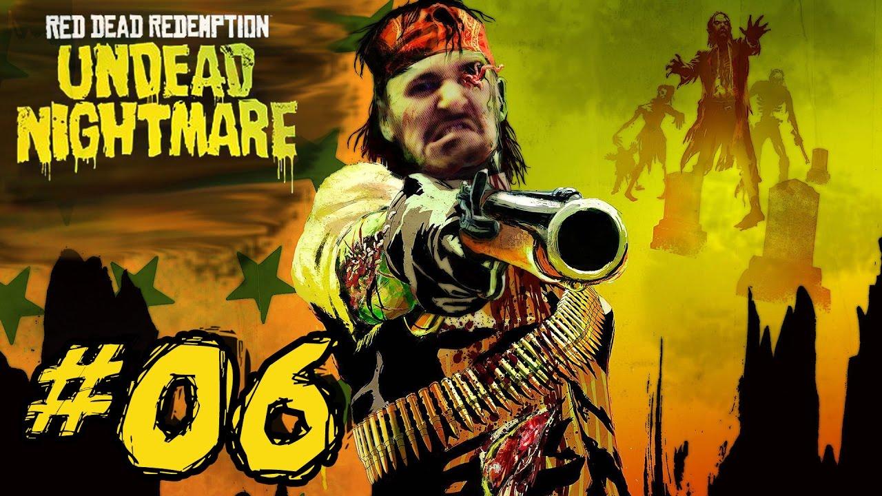 [Let's Play] Undead Nightmare (Xbox One) – Part 06: Beim West nichts Neues