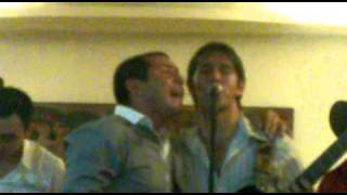Banda Show Latina Con Robert Vera