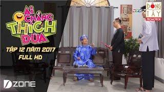 3 Người Hầu l Ai Chẳng Thích Đùa 2017 l Tập 12 Full (26/3/2017)