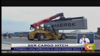Freighters threaten to abandon SGR cargo service