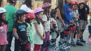 preview picture of video 'Skateline School - Escuela de Verano 2014, Quilpué'