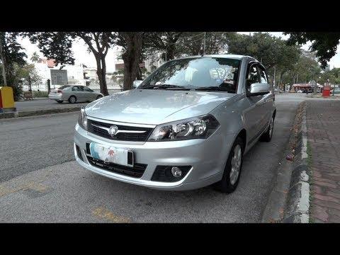 2011 Proton Saga FL Executive Start-Up, Full Vehicle Tour and Quick Drive