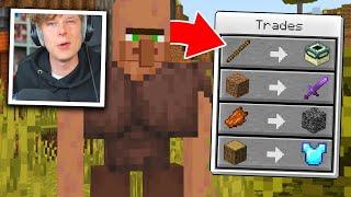 Minecraft, ale VILLAGEŘI UŽ NEJSOU K HO*NU