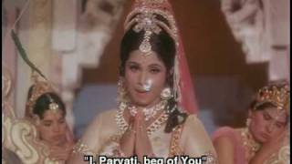 Shiva's Wedding 2: Parvati sings to her fiancé - YouTube