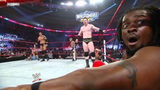 Diesel returns to WWE at Royal Rumble 2011