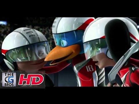 "CGI 3D Animation Showreel : ""Ran Sieradzki 2013"""