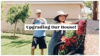 Upgrading our House!   WahlieTV EP750