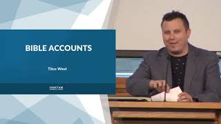 Bible Accounts