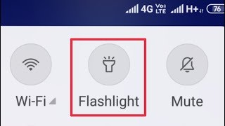 Flashlight Torch Not Working Problem Solve In Xiaomi Redmi Note 4,5 And 6 Pro