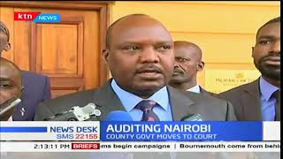Nairobi County government files injunction to stop debt collectors from  collecting pending payments