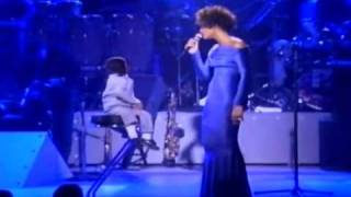 Whitney Houston   Greatest Love Of All Live