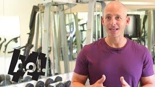 Meet AOL's Fitness Expert Harley Pasternak