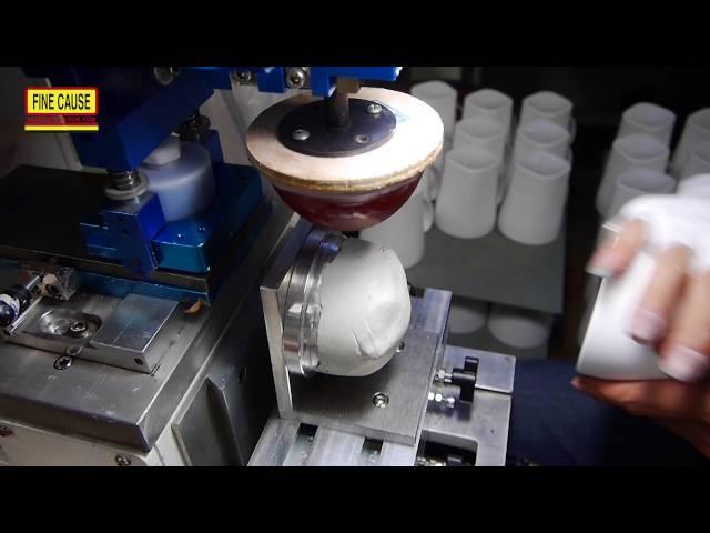 移印 - 玉米澱粉 (環保材質) 馬克杯