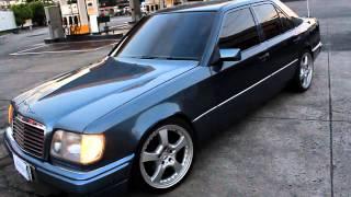 Mercedes benz w124 owner