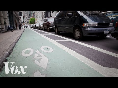 How New York's Protected Bike Lanes Were Born