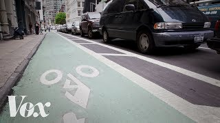Why protected bike lanes are more valuable than parking spaces