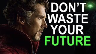 DON'T WASTE YOUR FUTURE - Powerful Motivational Speech Video