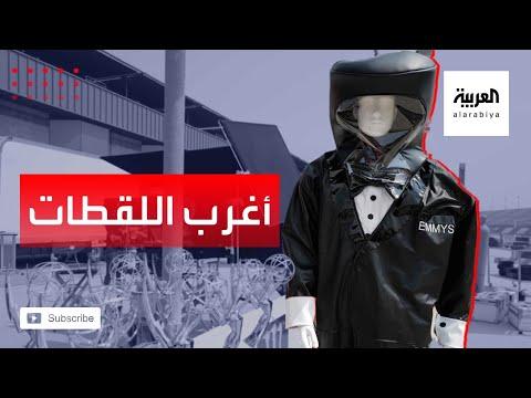 العرب اليوم - شاهد: أطرف وأغرب اللقطات من حفل توزيع جوائز الإيمي