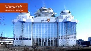 preview picture of video 'HKW Esslingen - Das erste Hamsterkraftwerk der Welt'