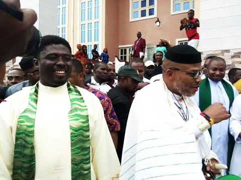 Biafra: Why Nnamdi Kanu Should Be Respected – Rev. Ebube Muonso