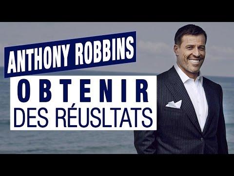 Les Mots d'Anthony Robbins Pour Changer De Vie Avec Le Séminaire U.P.W.