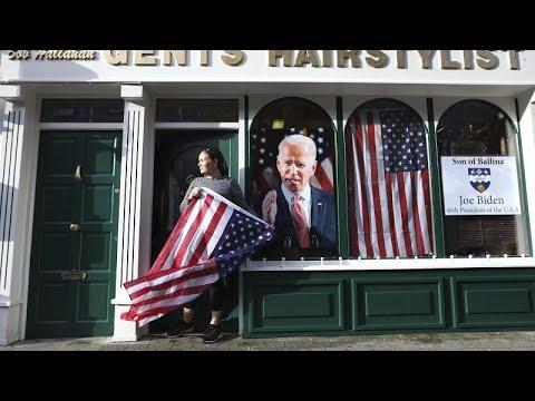 «Η Ιρλανδία στηρίζει Μπάιντεν» και περιμένει στήριξη από τον ιρλανδικής καταγωγής πρόεδρο…
