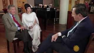 Lady Gaga and Tony Bennett - Interview on CBS Sunday Morning 21.09.2014