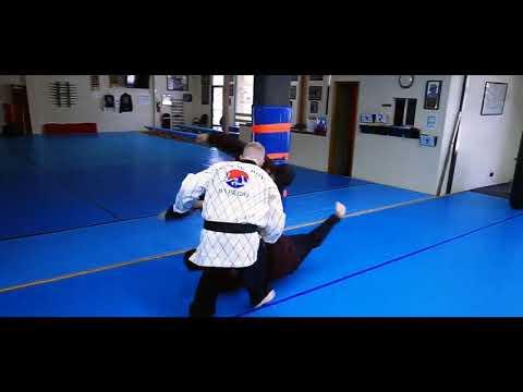 Kim's hapkido Yucaipa - YouTube