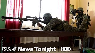 Inside The Fight Against ISIS In The Philippines (HBO)