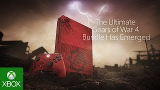 Gears of War 4 Xbox One S Limited Edition 2TB Console Reveal