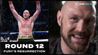 """""""I was out for a few seconds"""" Tyson Fury full interview 
