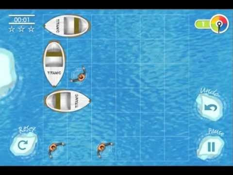 Video of Titanic by SmartGames