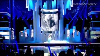 Anastasiya Petryk - Nebo - Live - Junior Eurovision Song Contest 2012