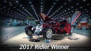 2017 AUTORAMA RIDLER Winner & Great 8 cars_full story