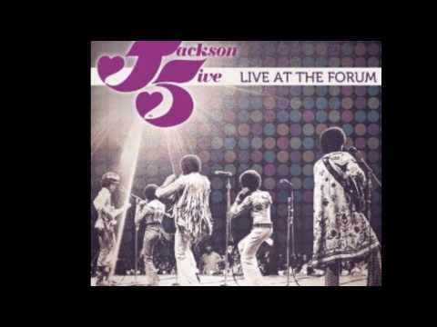 Ain't No Sunshine  - The Jackson 5  Live At the Forum 1972