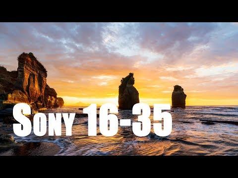 Testbericht Sony SEL-1635GM G Master Weitwinkel Zoom Objektiv (Deutsch)