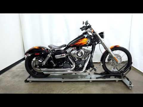 2010 Harley-Davidson Dyna® Wide Glide® in Eden Prairie, Minnesota - Video 1