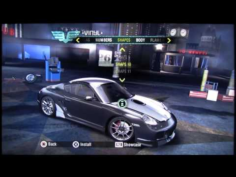 Need for Speed Carbon: Colin's Car Tutorial