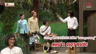 """Mạc Văn Khoa trong vai """"ông hàng xóm"""" lăm le hốt luôn vợ con Hồ Việt Trung tại Ơn Giời"""