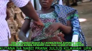 Prophet Frank Julius Kilawah - 2 October Programme